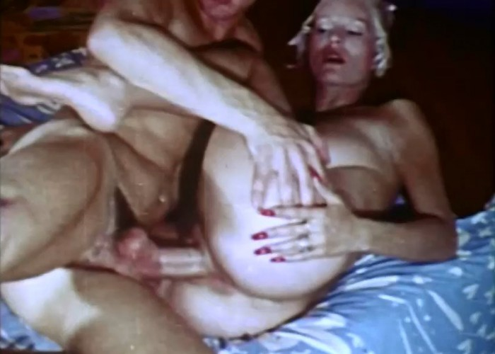 image Man fucks two girls right in their asses